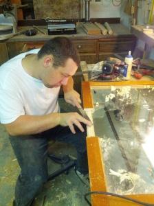 The Screwy Carpenter