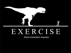 Dinosaur motivation