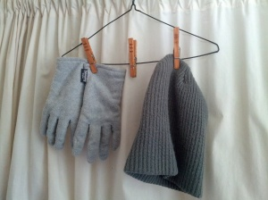 Our Clothespins are strong enough to hold those wet, heavy and drippy winter gloves
