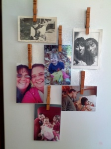 Fridge Picture hanger