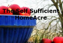 Self Sufficient HomeAcre