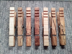 My favorite wood clothespins