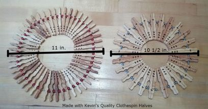 Trivets long in with measure